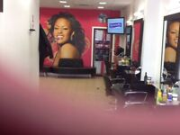Experienced Hairstylists for Afro Hair Salon