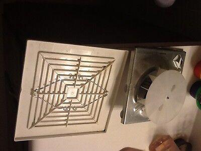 BROAN 1671F Bathroom Fan Finish Kit 120V Ceiling or Wall 2hyb6 grainger #