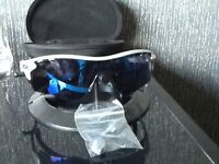 Oakley radarlock bike glasses
