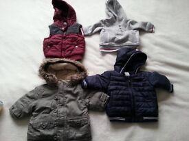 Baby boy clothes bundle #5 0-3 months