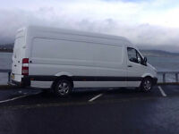 ♻️ Man & Van For Hire. All N.Ireland ➤Ireland ➤Belfast to Dublin ➤Scotland ➤N.England