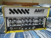 AMT STONEHEAD 50W HEAD AMP VER.2 / Solid State Guitar Head Amplifier MINT !!!!!!