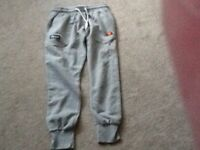 Ellesse Jogging Bottoms used but still in nice condition