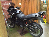 Triumph Tiger 955i in very good condition, recent service and MOT