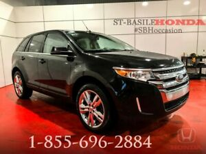 Ford Edge 2013 LIMITED + AWD + NAV + MAGS 20'' + WOW !!!