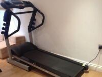 Large gymn standard treadmill