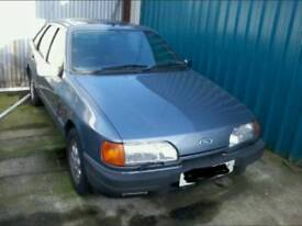 Ford sierra wanted