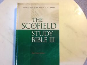 Bible New Cambridge Schofield Nasb Study bible Tamworth Tamworth City Preview