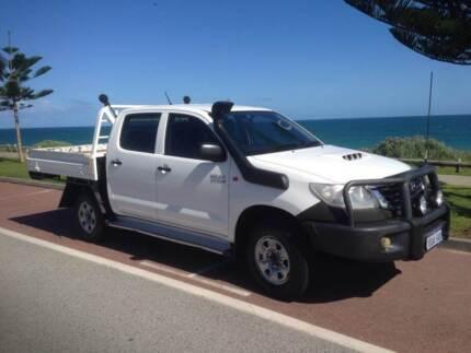 2011 Toyota Hilux Ute - Very Low Kilometres!!! South Fremantle Fremantle Area Preview
