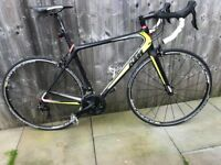 KTM Revelator 3500 Full Carbon, 105 group set only 100 miles dry use