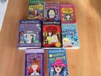 Girls Book Bundle - 8 books