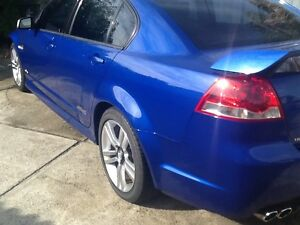 2007 Ve ss manual black leather money spent excellent condition Koondoola Wanneroo Area Preview
