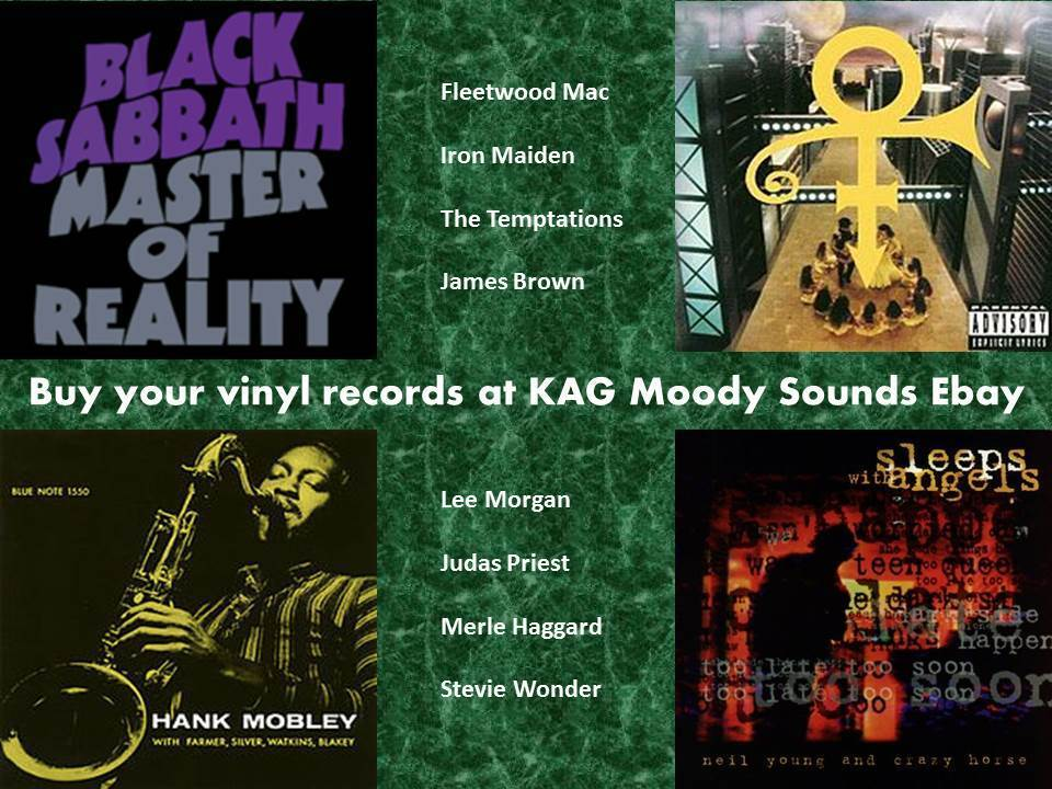 KAG MOODY SOUNDS