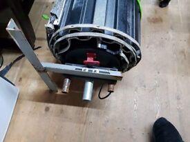 Gliderol electric garage door