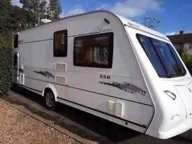 Elldis Avante Explorer 556 6 Berth Caravan