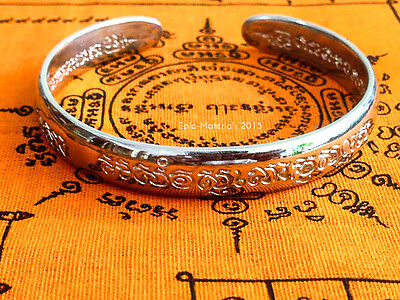 Talisman Bracelet LP Pern Protect Luck Money Attraction Spiritual Amulet Antique