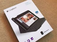 Logitech Type+ ipad air 2 case and keyboard with 3 month battery life!!