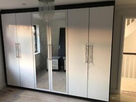 MADE TO MEASURE FITTED WARDROBES AND KITCHEN UK SLIDING