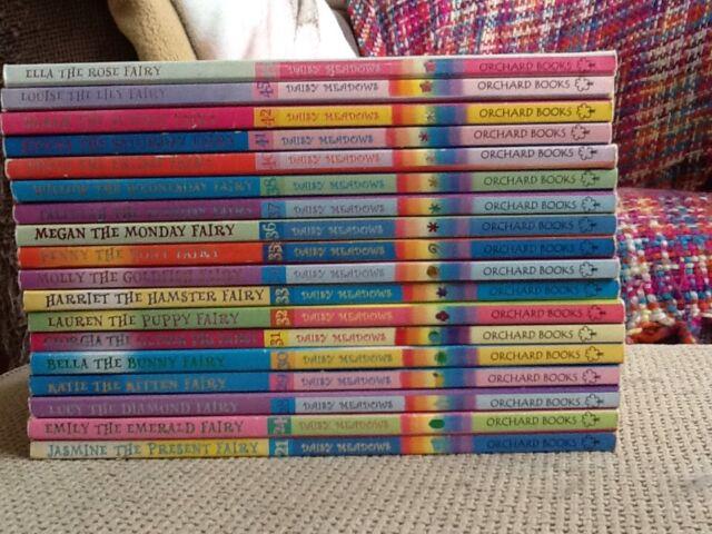 Good condition 18 Rainbow Magic fairies fiction books | in Torquay, Devon |  Gumtree