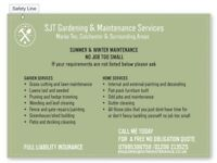 Home & Garden Maintenance