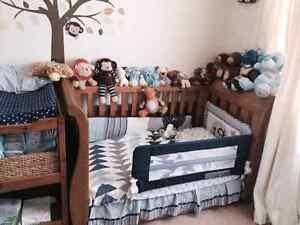 Boori sleigh baby bedroom setting Runcorn Brisbane South West Preview