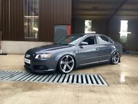 **WANTED** Audi A4 1.9 s line