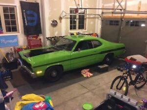 1974 Plymouth Duster 340