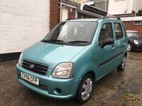 Suzuki Wagon r GL+ 2006 59k 9 service stamps brand new 12 months mot Stunning inside and out