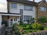 3 Bed Semi On Harewood Road In Keighley BD22 7NS