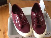 Men's Superga shoes size 7