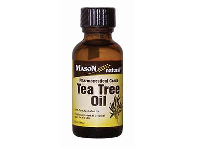Mason Vitamins Tea Tree Oil 100% Pure Australian Oil Pharmac