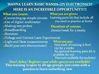 Learn Electronics, Raspberry Pi, Arduino, Microcontrollers and Programming
