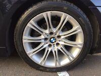 "BMW MV2 18"" OEM ALLOYS x5"