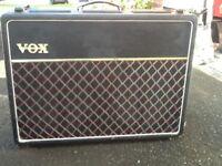 Vox ac 30 amp