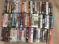 VHS Video collection - FREE!