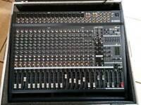 Yamaha emx 5000/20dfx,w/hardcase