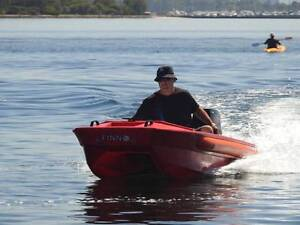 Spindrift Cat Hull Tender Dinghy 2.4 M FINN O'Connor Fremantle Area Preview