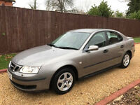 2004 SAAB 9-3 LINEAR **1 LADY OWNER.....42,000 MILES.....3 MONTHS WARRANTY**