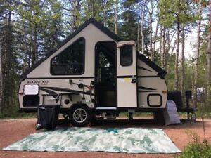 2016 Forest River RV Rockwood Hard Side Series A122