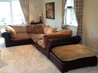 DFS HEMINGWAY, Large corner sofa. Fantastic quality sofa