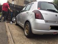 "4x100 15"" alloys (fit Honda, Toyota, Suzuki, Vauxhall, Mazda, Renault and more)"