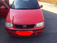 MK 3 VW Polo 1L