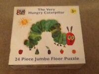 The Very Hungry Caterpillar Jigsaw