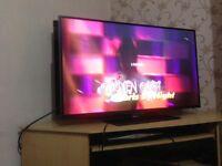 """42 """" hitachi tv"""