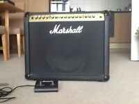 Marshall VS100 Amp - with foot switch