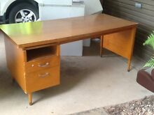 Retro desk. Free to good home. Orange Orange Area Preview