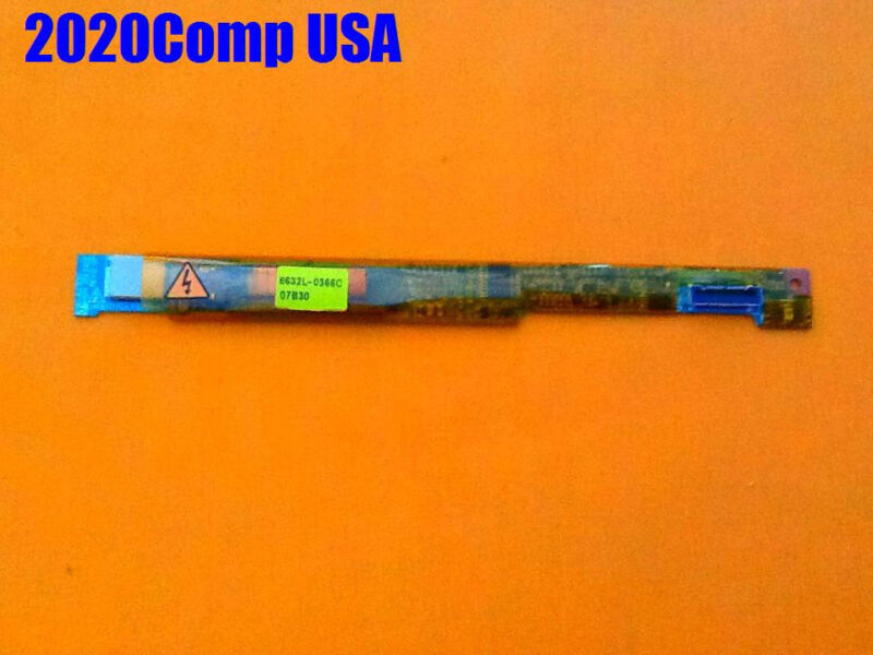 Tested!!! Dell Alienware Area 51 M15x Lcd Inverter 6632l-0366c Rep-md2lcdinvbrd