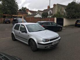 VW golf 4 4motion 2000