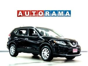 2015 Nissan Rogue SL NAVIGATION BACKUP CAM LEATHER SUNROOF 4WD