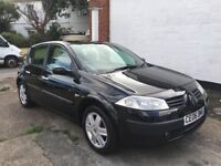 Renault Megane Oasis 5 door 1.4ltr lovely condition, top spec, brand new mot and svs **SALE PRICE **
